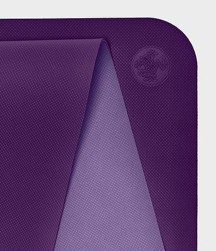 Manduka Begin yoga mat 5mm - Magic Purple