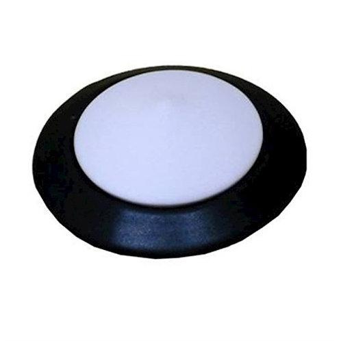 Kegel geursteen zwart -- 7 cm
