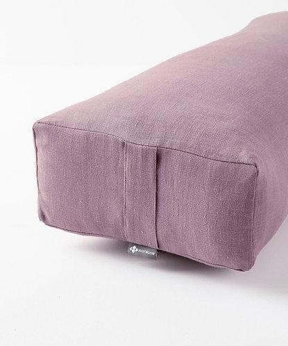 Rectangular Bolster LE - Fig Linen