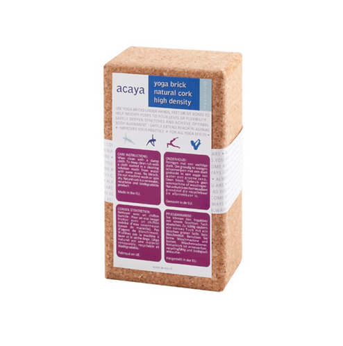 Yoga Brick Cork - Acaya
