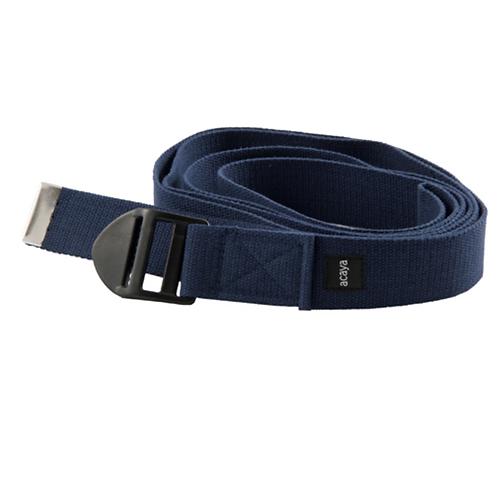 Yoga riem - Acaya - blauw