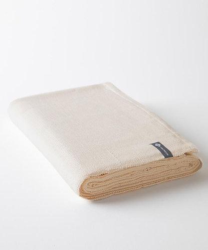 Cotton Yoga Blanket - Natural