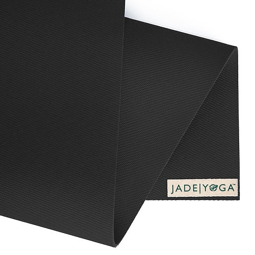 Jade Harmony Yoga Mat  (5mm) - Black