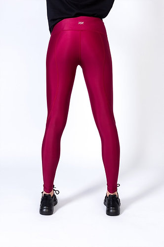 Pure By Luce - Unicolor Legging - Noor Ruby