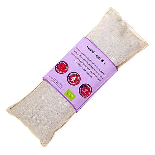 Oogkussen lavendel biologisch - naturel