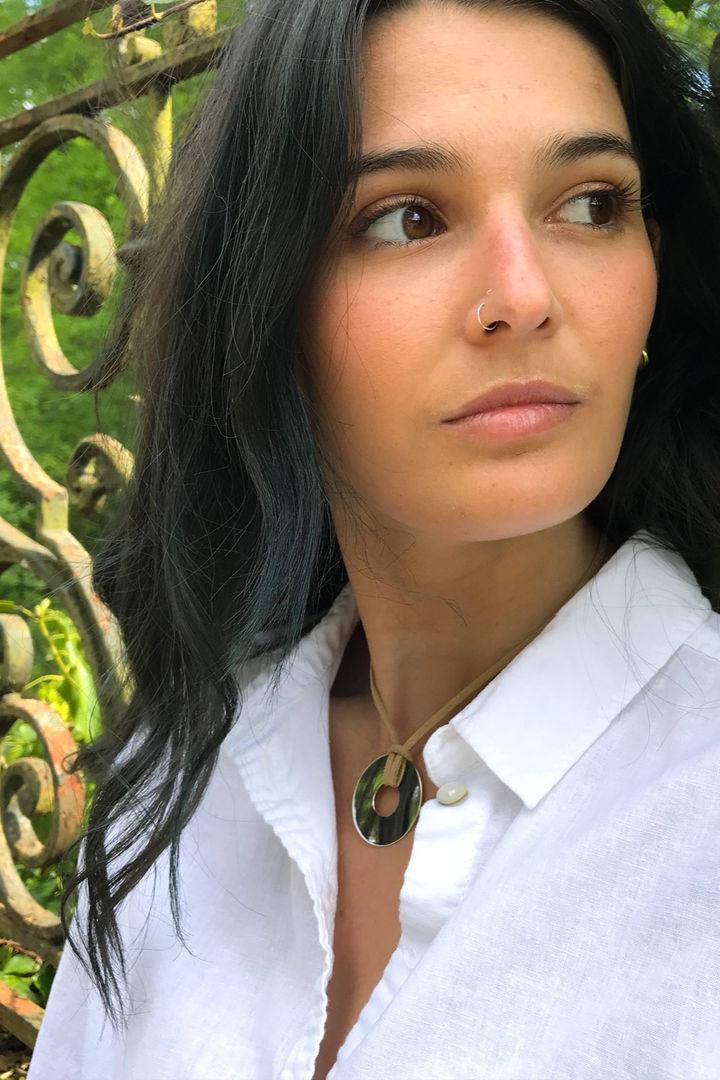 Bijoux Maison Joseph - Collier Argent