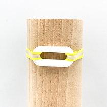 0 de 0cean Side Sable Blanc & Lien Tissu