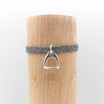 Bracelet Petit Cavalier Argent