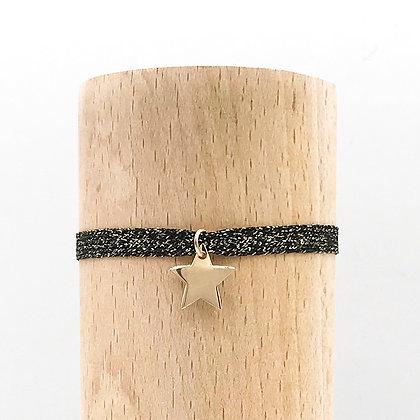 Bracelet Petit Baigneur Lurex & Etoile
