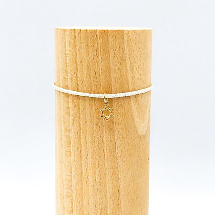 Bracelet Petit Baigneur Mokuba & Etoile de David