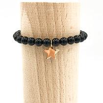 Bracelet Rive Doux Etoile Or