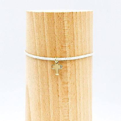 Bracelet Petit Baigneur Mokuba & Croix