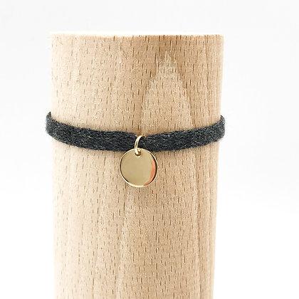 Bracelet Petit Baigneur Coton & Pastille