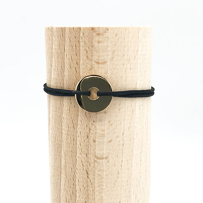 Bracelet Petit Loya Or & Cordage Chic