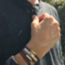 Bijoux Maison Joseph - Bracelet Homme, Petit Marin, Petit Ocean