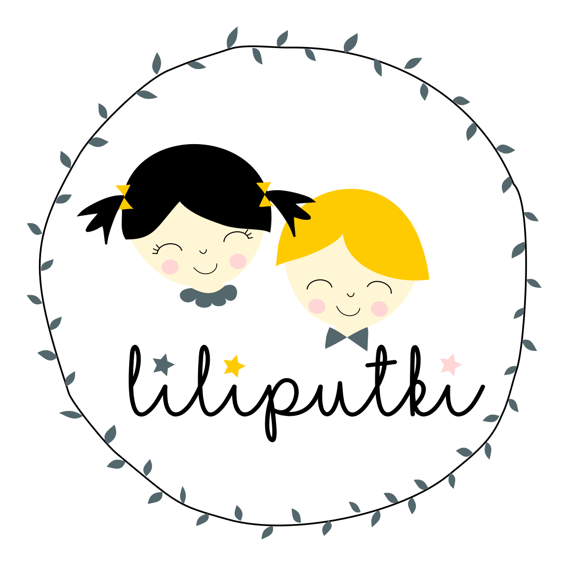 Liliputki - Logo