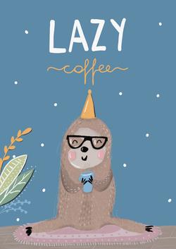 lazy coffee