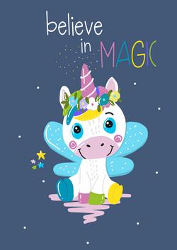 unicorn A4 - english