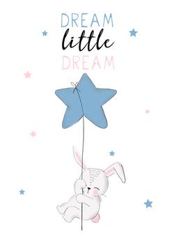 dream little dream A3