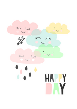 cloud - happy day