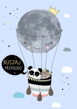 moon ballon