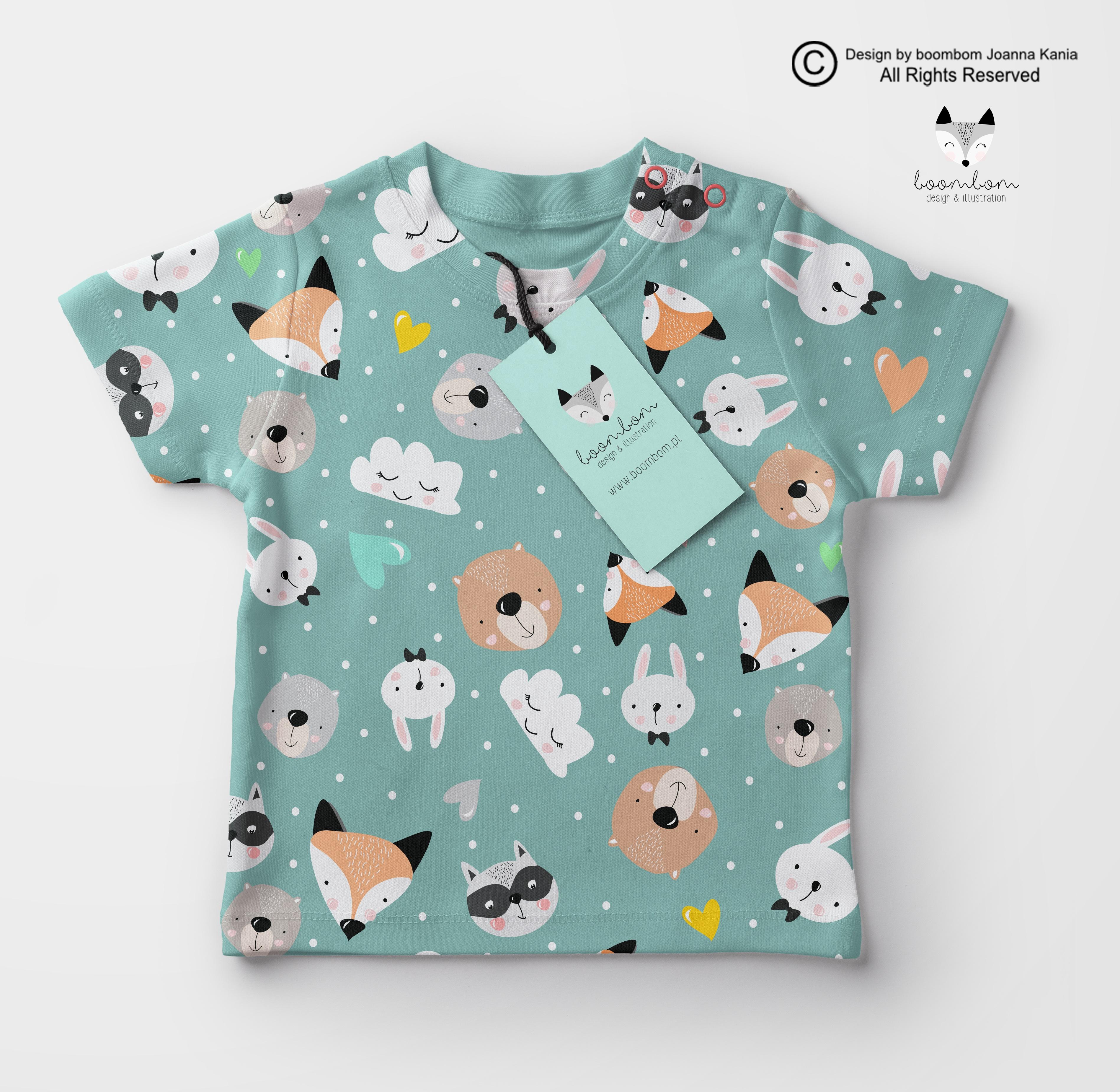 boombom t-shirt