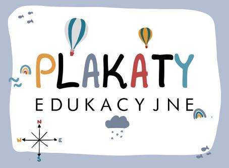 Plakaty edukacyjne do pobrania