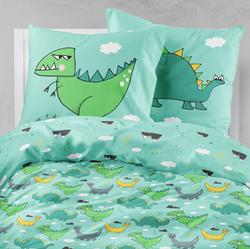 pościel_dinozaury