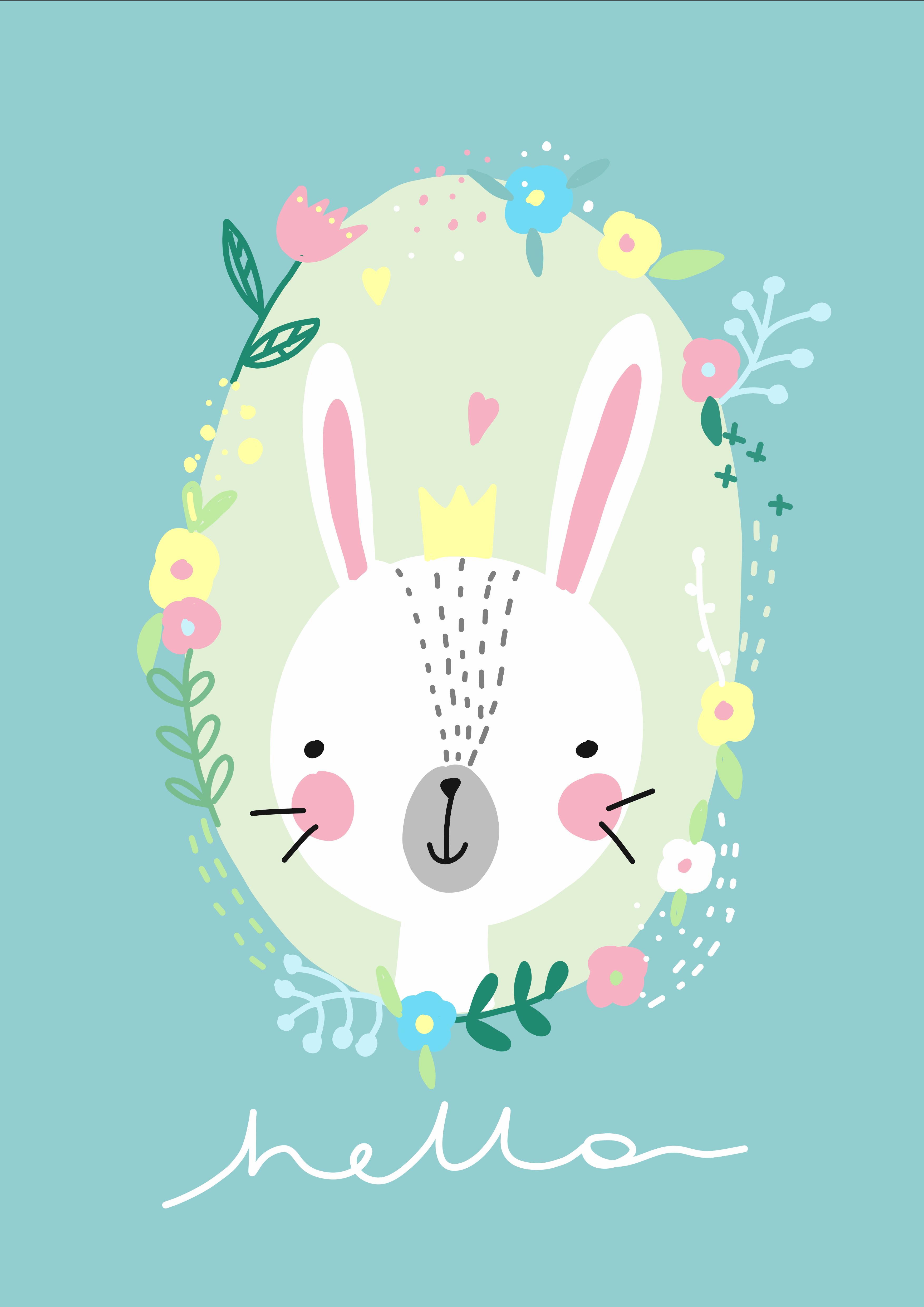 królik_-_hello