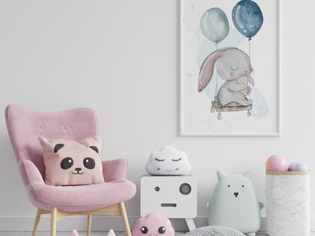 Plakat króliczki - DO POBRANIA