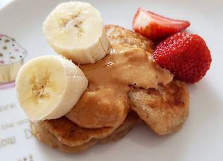 #Bananen-Pancakes