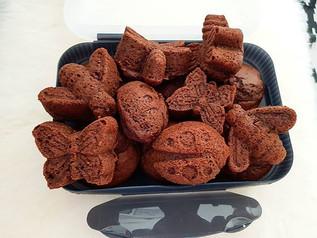 #Brownie-Muffins