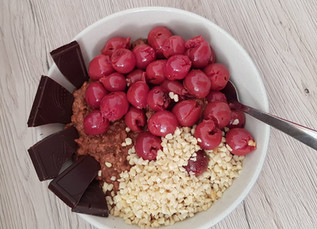 #Kirsch_Porridge