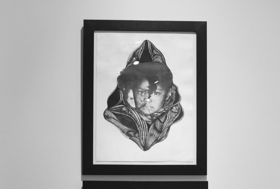 Self Portrait I and II