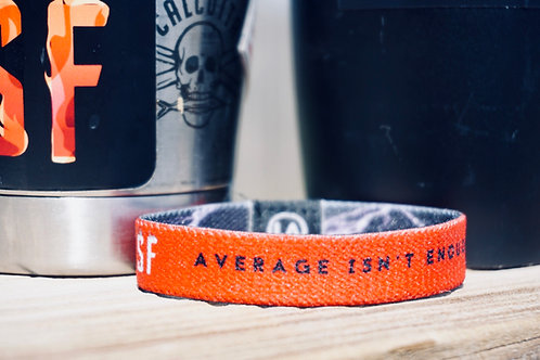 Average Isn't Enough Band 2.0