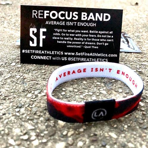Average Isn't Enough Band