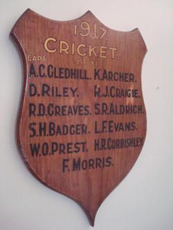 Cricket Honours 1917.jpg