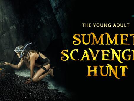 YA Summer Scavenger Hunt! (Location #63)