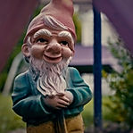 Garden gnome in Germany