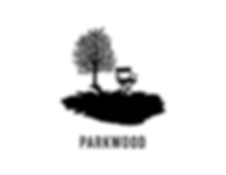 Parkwood Film production company logo tree shadow directors chair shadow forest drawing art