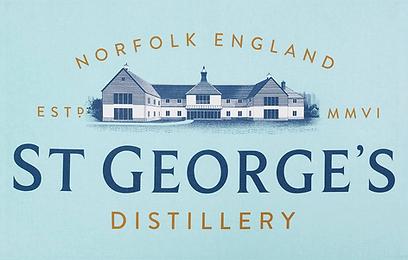 St George's Distillry Norfolk England Logo
