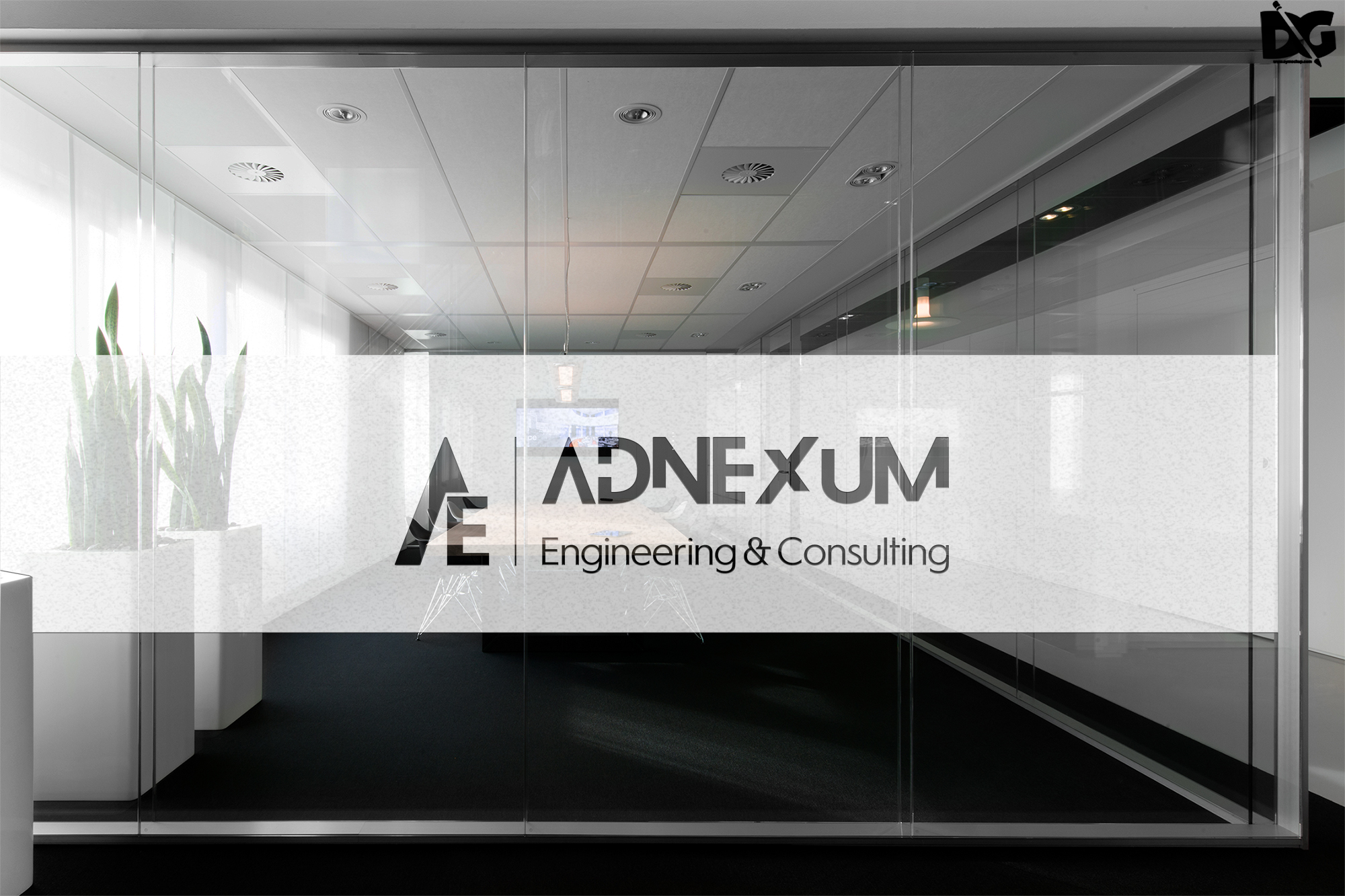 ADNEXUM GmbH Corporate Design