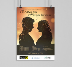 Musical-Plakat