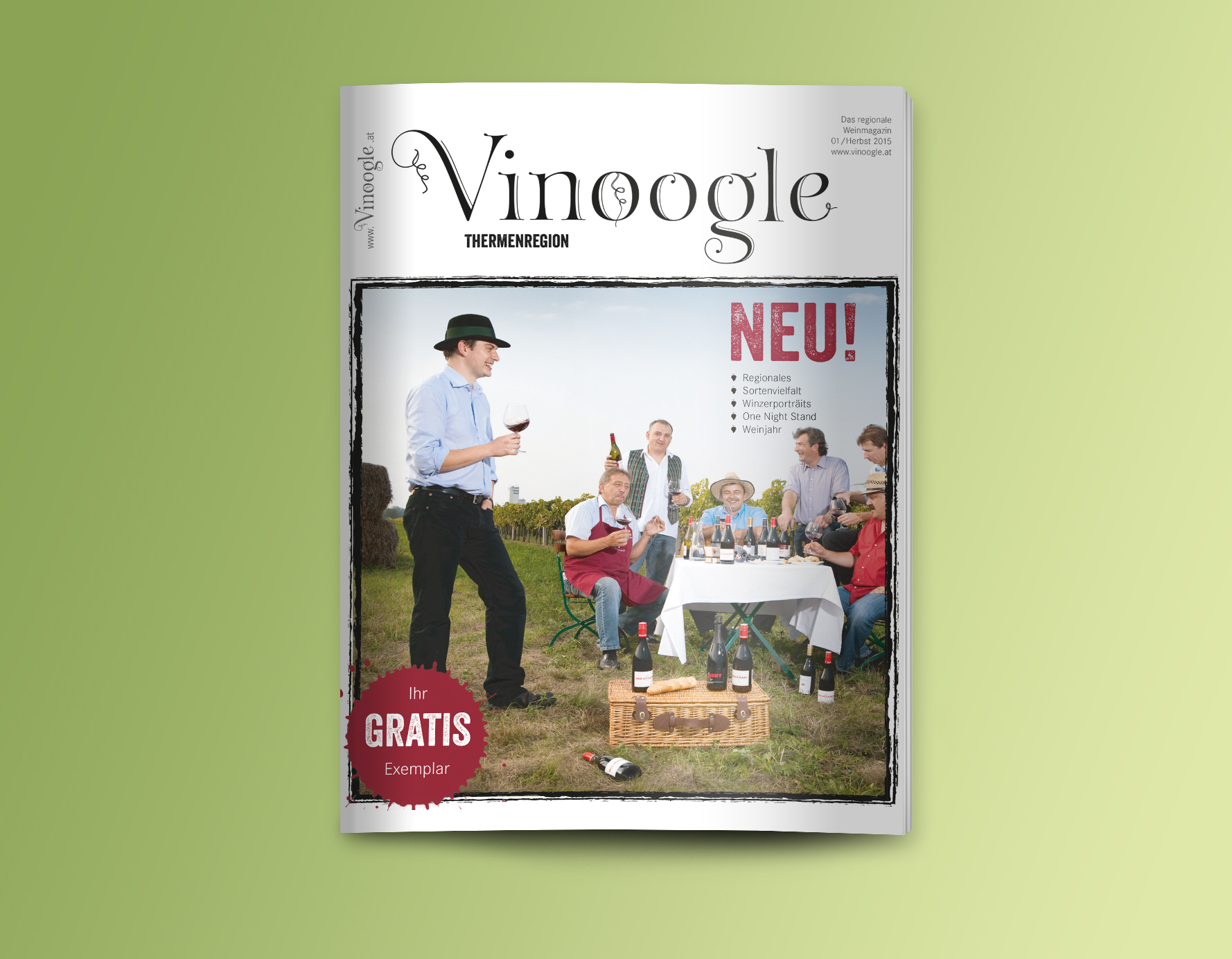 Vinoogle - Winzermagazin