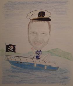 Captain, Oh Captain