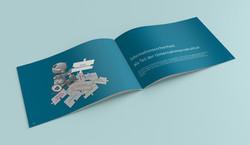 Der cyBär führt durch die Broschüre