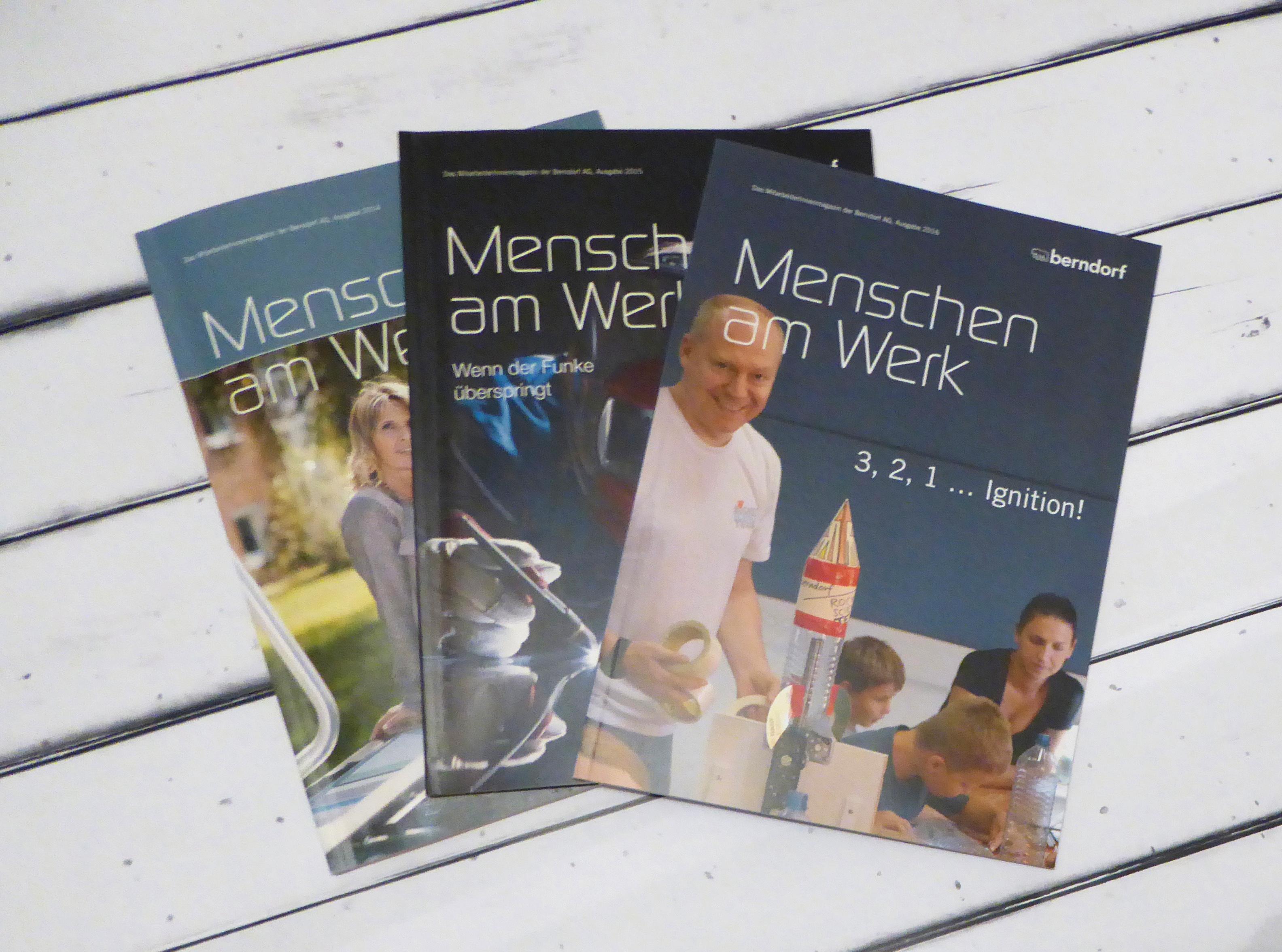 MitarbeiterInnenmagazine
