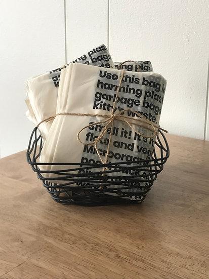 Cat Litter Bags, Bundle of 50