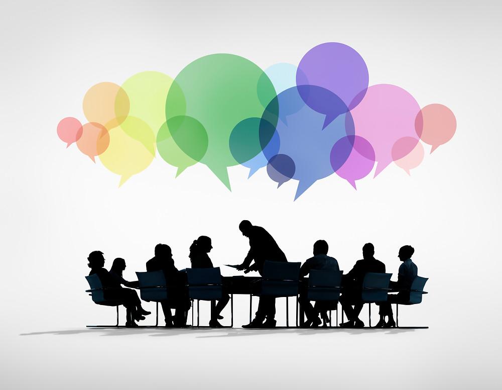 Comunicação Interna eficiente e Employee Centric