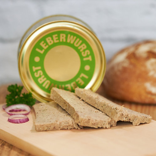 Leberwurst-Dose, 300g